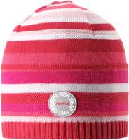 Купить Шапка детская Reima Solmu, цвет: розовый. 5285253360. Размер 50, Одежда для девочек
