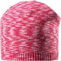 Купить Шапка детская Reima Liplatus, цвет: розовый. 5285273360. Размер 48, Одежда для девочек