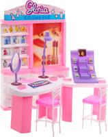 Купить Gloria Мебель для кукол Салон красоты, WELL SUCCESS TOYS, Куклы и аксессуары