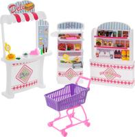 Купить Gloria Мебель для кукол Супермаркет, Gloria Toys