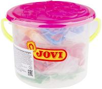 Купить Jovi Набор формочек для лепки 24 шт, Пластилин