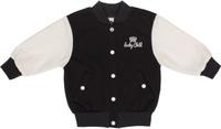 Купить Кофта для мальчика Lucky Child Шахматный турнир, цвет: молочный, темно-серый. 29-18Мф. Размер 56/62, Одежда для новорожденных