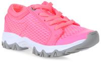 Купить Кроссовки для девочки Icepeak, цвет: розовый. 772207100IV. Размер 35 (34), Обувь для девочек