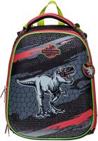 Купить Hatber Ранец школьный Ergonomic Мир динозавров