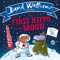 Купить The First Hippo on the Moon, Зарубежная литература для детей