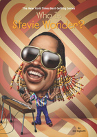 Купить Who Is Stevie Wonder?, Биографии известных личностей для детей