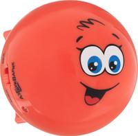 Купить Азбукварик Музыкальная игрушка Веселый колобок цвет красный, Интерактивные игрушки