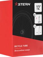 Купить Камера велосипедная Stern , с автониппелем, диаметр колеса 12 , Колеса