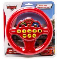 Купить Играем вместе Игрушечный руль Тачки