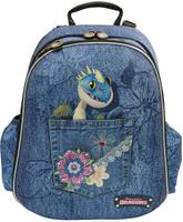 Купить Action! Рюкзак детский Dragons цвет синий