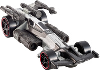Купить Hot Wheels Star Wars Машинка Partisan X-Wing Fighter, Машинки