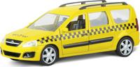 Купить Autotime Модель автомобиля Lada Largus Такси, Машинки