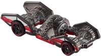 Купить Hot Wheels Star Wars Машинка First Order Special Forces Tie Fighter, Машинки