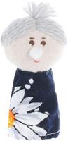 Купить Кукла пальчиковая Бабка , Наивный мир