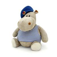 Купить Orange Toys Мягкая игрушка Бегемот Десантник 30 см 1015013, Мягкие игрушки