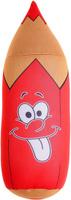 Купить Мнушки Подушка-игрушка Карандаш цвет красный 36 см 163949, Развлекательные игрушки