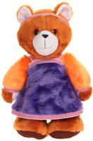 Купить Радомир Мягкая игрушка Медведь Дарья 40 см 2008850, Сима-ленд, Мягкие игрушки