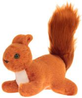 Купить Радомир Мягкая игрушка Белка Варя 30 см 2008885, Мягкие игрушки