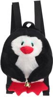 Купить Радомир Мягкая игрушка Пингвин-рюкзачок 29 см 2008902, Мягкие игрушки