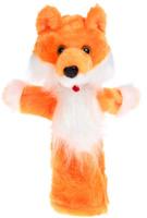 Купить Sima-land Мягкая игрушка на руку Лиса Би-ба-бо 34 см 2008911, Кукольный театр