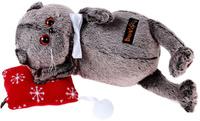 Купить Басик и Ко Мягкая игрушка Басик на подушке 26 см 2059574, Сима-ленд, Мягкие игрушки
