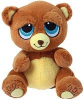 Купить Maxi Toys Мягкая игрушка Медведь Глазастик 22 см, Сима-ленд, Мягкие игрушки