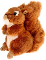 Купить WWF Мягкая игрушка Белка WWF 15 см 2109359, Мягкие игрушки