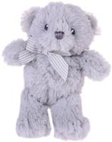 Купить Gund Мягкая игрушка Медведь Grayson Rattle 15 см 2245483, Сима-ленд, Мягкие игрушки