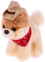 Купить Gund Мягкая игрушка Собака Itty Bitty Boo Cowboy Hat 12, 5 см 2245509, Мягкие игрушки