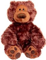 Купить Gund Мягкая игрушка Медведь Philbin 33 см 2245531, Сима-ленд, Мягкие игрушки
