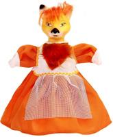 Купить Sima-land Мягкая игрушка на руку Лиса 2292346, Сима-ленд, Кукольный театр