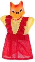 Купить Sima-land Мягкая игрушка на руку Лиса 490115, Кукольный театр