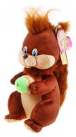 Купить Princess Love Мягкая игрушка Белочка с орешком 37 см 657362, Сима-ленд, Мягкие игрушки