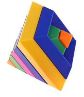 Купить Биплант Пирамидка Эрудит, Развивающие игрушки