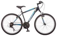 Купить Велосипед горный Schwinn High Timber , для мальчика, цвет: синий, рама 14 , колеса 24