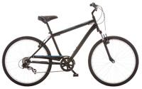 Купить Велосипед городской Schwinn Suburban , мужской, рама 18 , колеса 26 , 7 скоростей, цвет: черный