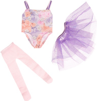Купить Vestida de Azul Комплект одежды для куклы Паулины балерины, Куклы и аксессуары
