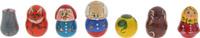 Купить Sima-land Пальчиковый театр Репка 1448137, Нескучные игры, Кукольный театр