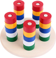 Купить Sima-land Пирамидка Цвет и счет, RNToys, Развивающие игрушки
