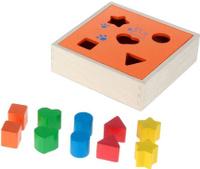 Купить Краснокамская игрушка Сортер Фигуры, Краснокамская фабрика деревянной игрушки, Развивающие игрушки