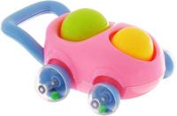 Купить Ути-Пути Погремушка цвет розовый, Первые игрушки