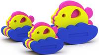 Купить El'BascoToys Игрушка-конструктор для купания Семейство рыбок