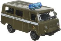 Купить ТехноПарк Автомобиль УАЗ 39625 Вооруженные силы России цвет хаки