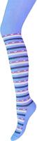 Купить Колготки для девочки Брестские School, цвет: голубой. 14С3280_058. Размер 116/122, Одежда для девочек