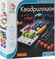 Купить Bondibon Обучающая игра Квадриллион, Обучение и развитие