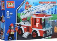 Купить Город мастеров Конструктор Пожарная служба Машина