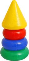 Купить Крошка Я Пирамидка 1182510, Развивающие игрушки