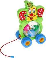 Купить Sima-land Игрушка-каталка Клоун, Первые игрушки