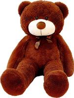 Купить Три мишки Мягкая игрушка Мишка Федор цвет коричневый 70 см, Мягкие игрушки