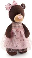 Купить Orange Toys Мягкая игрушка Milk стоячая в платье с блестками 35 см, Мягкие игрушки